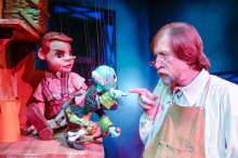 Len Piper's Pinocchio @ The Puppet Co. Playhouse | Glen Echo | Maryland | United States