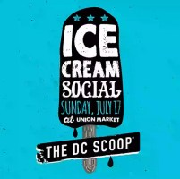 The DC Scoop 2016 - Ice Cream Social at Union Market DC