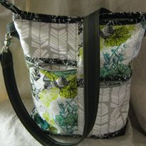 Pacific NW Messenger Bag Fabric Giveaway