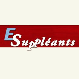 Rappel concernant E-suppléants