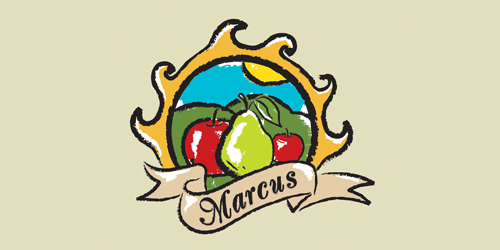 Fruit and vegetable logos00014