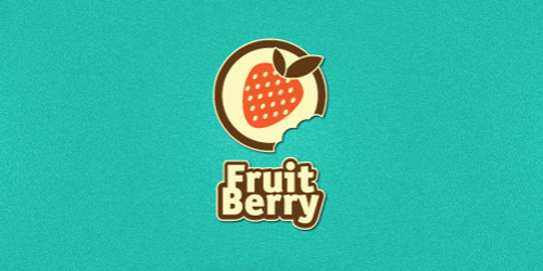 Fruit and vegetable logos00024