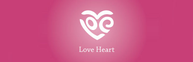 55 Heart Logo for Your Inspiration