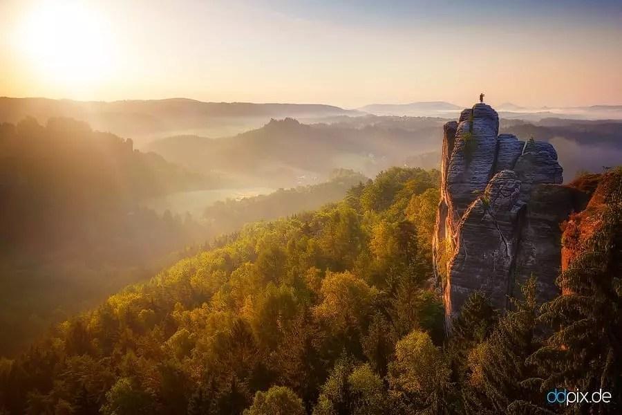 Landschaftsfotografie - Tipps und Tricks