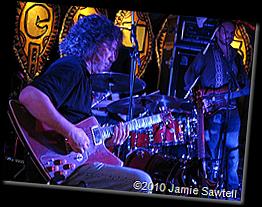 Kimock at Jam Cruise 2010