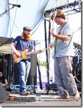 Reed Mathis and Keller Williams - The Rhythm Devils - Gathering of the Vibes 2011