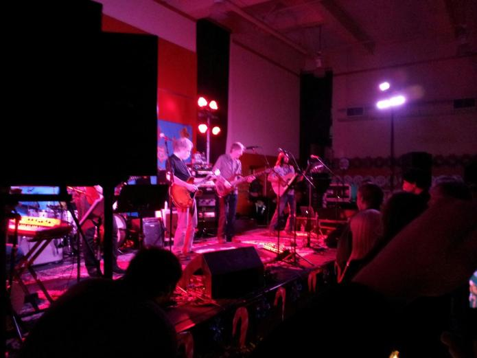 Bob Weir, Jackie Greene, Phil Lesh - Philharmonia 2011 | Photo (♥) John Collins