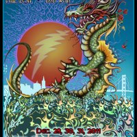 Furthur - New Years Eve Setlist December 31 2011 Bill Graham Civic San Francisco