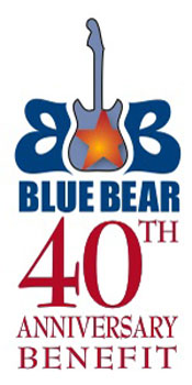 Blue Bear 40th Anniversary Benefit