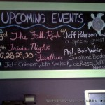 The Fall Risk at terrapin Crossroads