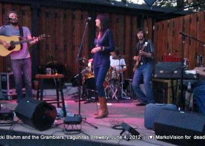 Nicki Bluhm and the Gramblers - Lagunitas, Petaluma CA - ©MarkoVision (14)