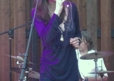 Nicki Bluhm and the Gramblers - Lagunitas, Petaluma CA - ©MarkoVision (2)