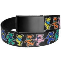 Grateful Dead Belts and Buckles