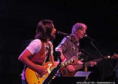 Jackie Greene & Phil Lesh - Jerry Garcia's 70th Birthday at TXR  Deadheadland (~);} (10)