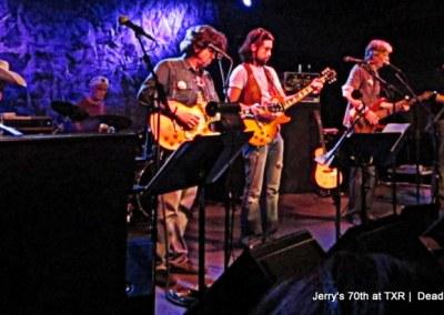 Mark Karan and Jackie Greene Jerry Garcia's 70th Birthday at TXR  Deadheadland (~);} (12)