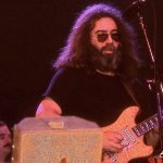 Jerry Garcia by  by Elliot Newhouse