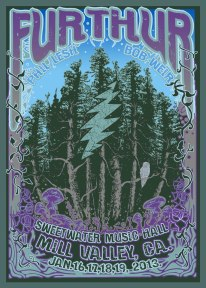 furthur sweetwater by mike dubois