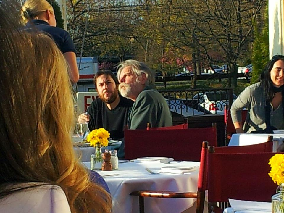 bob weir 4.26.2013 greenwich ct lunch