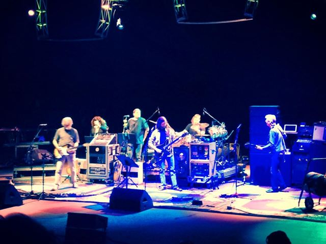Setlist: Furthur, Sept. 21, 2013 Red Rocks (3 of 4) Morrison Colorado – Fall Tour 2013