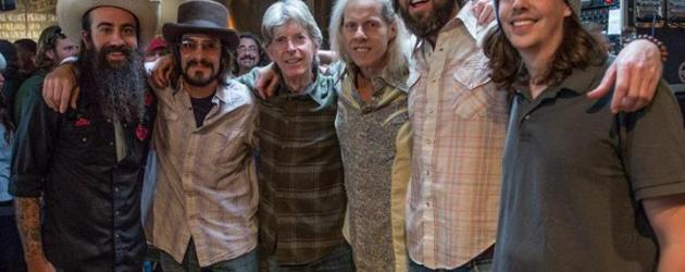 SETLIST: Phil Lesh & The Terrapin All Stars Sun. Mar. 2, 2014 Brunch Terrapin Crossroads San Rafael, CA