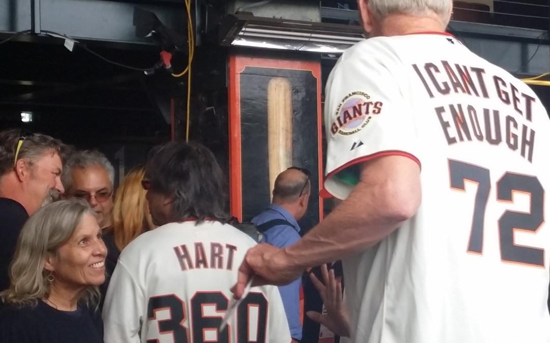 SF Giants Video Short Feature: Jerry Garcia