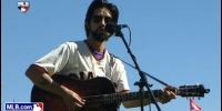 VIDEO: Jackie Greene sings the National Anthem @SFGiants Playoff Game @ATTParkSF