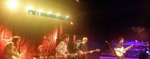SETLIST: Terrapin Nation Thanksgiving  Phil Lesh & Terrapin Family Band w/Scott Law Tuesday November 18, 2014 The Grate Room Terrapin Crossroads  San Rafael, CA