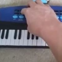 Deadhead surprise in a cheap walmart Keyboard toy!