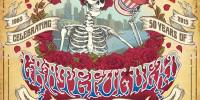 """SHOWS ANNOUNCED! """"Fare Thee Well: Celebrating 50 Years of Grateful Dead"""" with Trey Anastasio Chicago July 3, 4, 5!"""