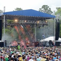 FESTIVAL SEASON IS HERE!!  2015 Wanee Music Festival April 16-18 Widespread Panic (Fri. & Sat.) Gregg Allman ¤ Gov't Mule Earth, Wind & Fire ¤ Cheap Trick and More!