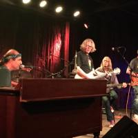 SETLIST/Review:  Father Son Orchestra @TerrapinXroads #FSO - Rob Eaton, Rob Eaton Jr., Rob Barraco, Tom Barraco, Robin Sylvester, Friday July 17 2015