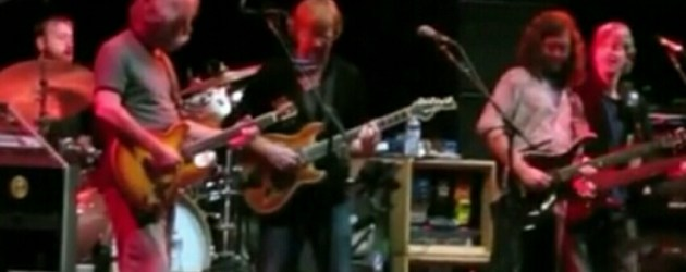 "VIDEO: Furthur w Trey Anastasio ""Fire On The Mountain"" Lockn' Music Festival 9/7/13"