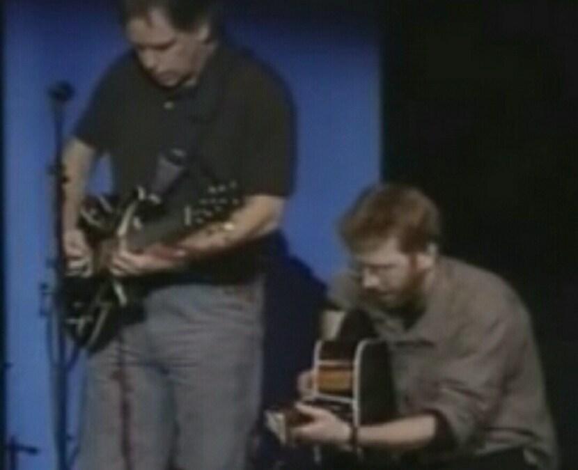 """VIDEO: Bob Weir, Trey Anastasio and Nicholas Payton, """"Jam""""  from November 2001"""