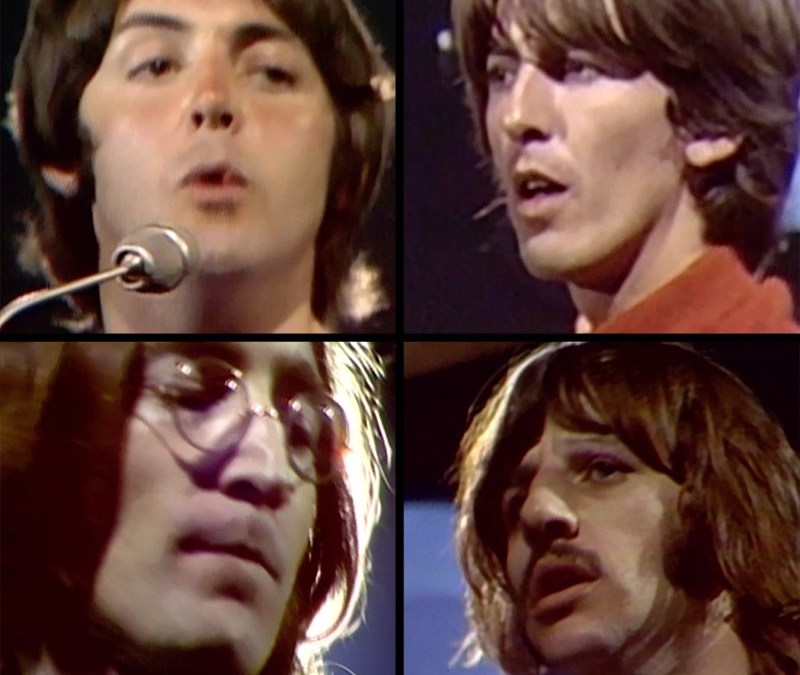 """VIDEO: The Beatles' """"Revolution"""" restored and remixed – and video of the Grateful Dead doing """"Revolution"""""""