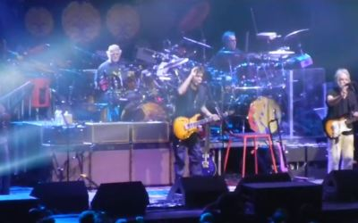 VIDEO: St. Stephen – Dead & Company – MGM Grand Arena – Las Vegas NV – Nov 27 2015