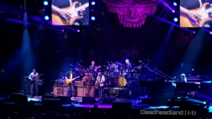 SETLIST: Dead & Company The Forum Inglewood, California Wednesday, December 30, 2015