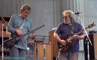 Jerry Garcia Band - Greek Berkeley 8.30.1987 by Caleb Miller (10)
