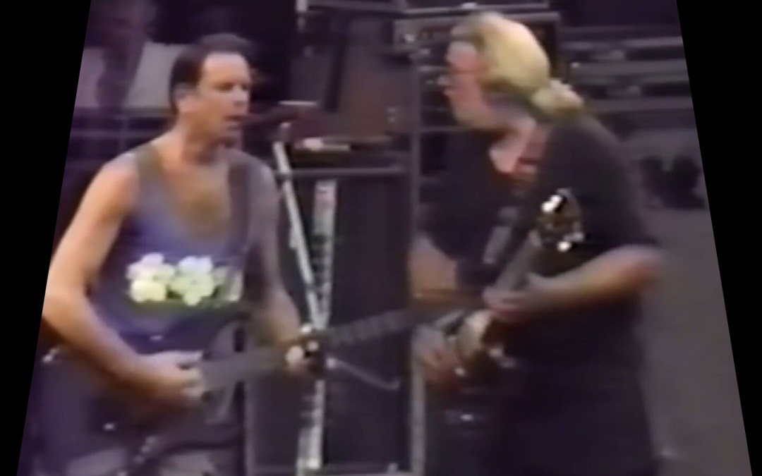 VIDEO NIGHT! Grateful Dead 7-2-89 Sullivan Stadium Foxboro MA plus Garcia – Weir – Los Lobos