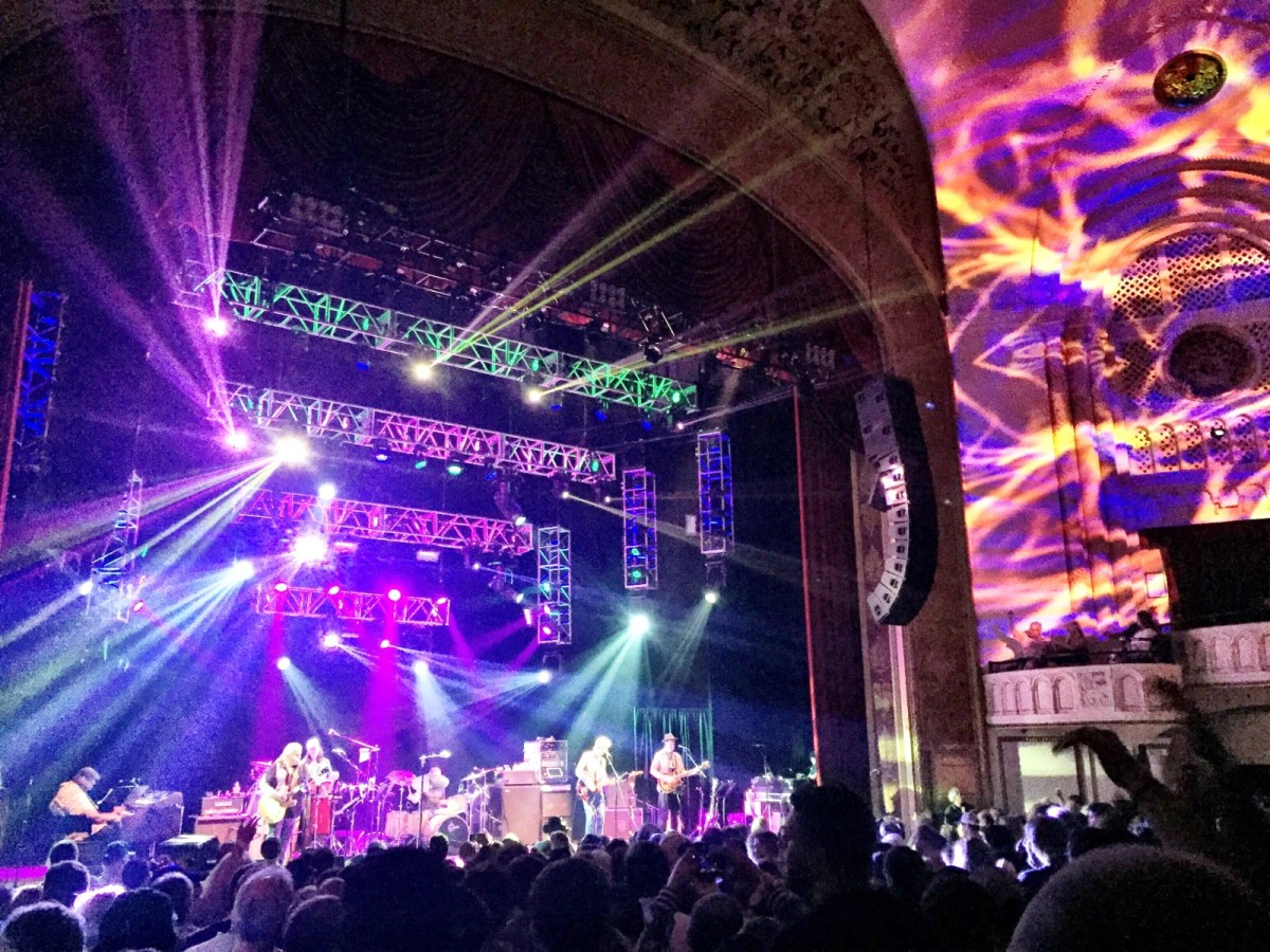 SETLIST: Phil Lesh and Friends  - Warren Haynes, Eric Krasno, Tony Leone , Alex Koford, Melvin Seals  Capitol Theatre  Port Chester, NY  Sunday May 29, 2016