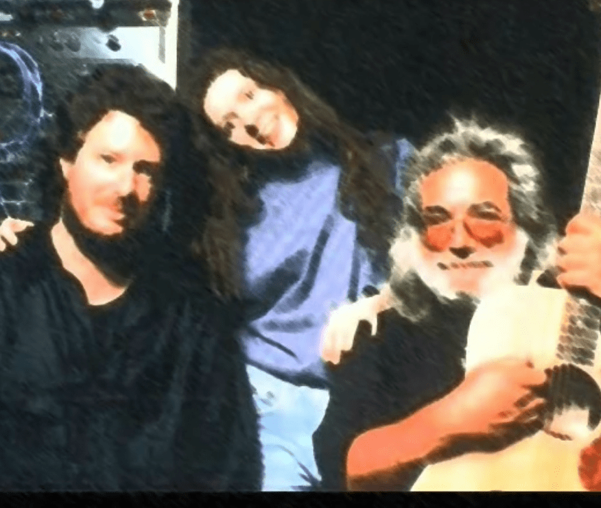 "Remembering Rob Wasserman, ""American Popsicle"", w Eddie Brickell and Jerry Garcia"