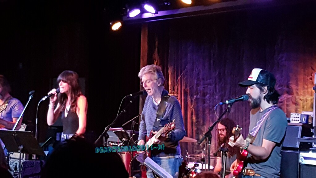 "SETLIST Phil Lesh & Friends ""Ascending Into the Light"" Wed. July 6, 2016 ~ The Grate Room,  Terrapin Crossroads,  San Rafael, CA"