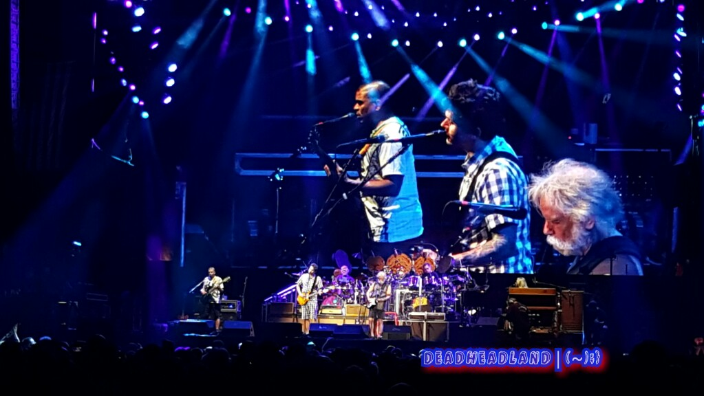 SETLIST Dead and Company, Summer Tour 2016 | Fenway Park, Boston Massachusetts, July 15th 2016