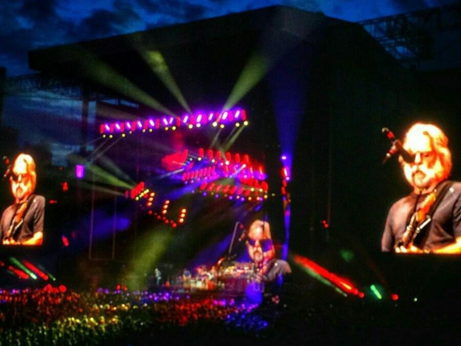 SETLIST: Dead & Company Summer Tour 2016 | Saturday July 2 , 2016 Folsom Field Boulder, Colorado