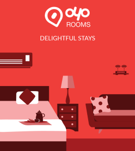 Oyo Rooms- Get flat Rs 500 off on your Hotel Booking (No minimum purchase)