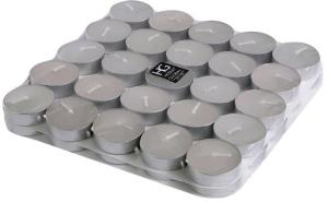 Amazon- Set of 50 Hosley® Unscented Tealights