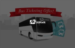 Mobikwik Get Rs 100 cb on bus tickets worth rs 300