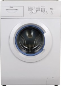 Flipkart- Buy Haier 5.5 kg Fully Automatic Front Load Washing Machine at Rs 14700 only