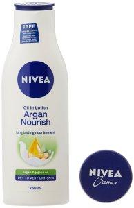 nivea-argan-nourishing-body-lotion-250ml-with-free-nivea-cream-20ml-rs-115-only-paytm