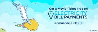 "Paytm- Pay your Electricity bill and get 100% cashback Movie voucher ""Absolutely free"""