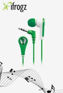 iFrogz IF-ANE-DER In the Ear Headphone (Green) Rs 99 only tatacliq